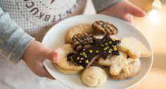 Backen macht glücklich   Weihnachtsbäckerei mit Kindern: Die besten Rezepte   http://www.backenmachtgluecklich.de