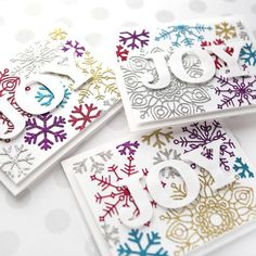 The Diecember release from simonsaysstamp is available now! I usedhellip