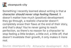 This explains why my baby Winchesters are always down on themselves. This explains wh Book Writing Tips, Creative Writing Prompts, Writing Art, Writing Words, Writing Resources, Writing Help, Writing Ideas, Writer Tips, Writing Promts