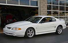 For Sale: 1995 Ford Mustang Cobra R
