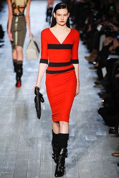 Victoria Beckham Fall 2012 ready-to-wear