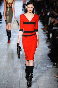 AW 2012: Victoria Beckham