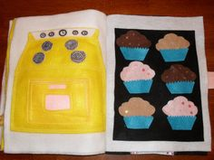 quiet book purse page | still plan on doing a few more pages for this book. I'll also see if ...