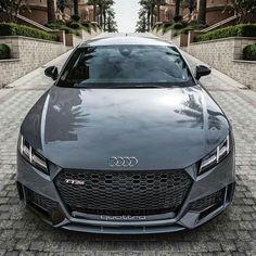 Audi TT RS #audi #ttrs #rs #audisport #audittrs