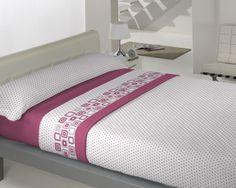 Coralina Dolce modelo Paris en fucisa de Llar Textil