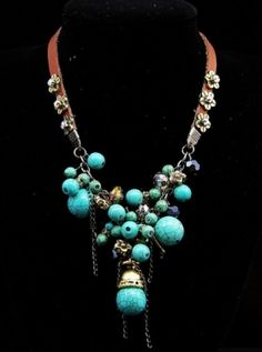 Turquoise is trending up