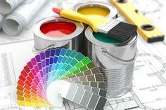 vernici colori pittura bricolage