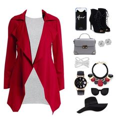 Designer Clothes, Shoes & Bags for Women Effy Jewelry, Boohoo, San Diego, Kate Spade, Hat, Shoe Bag, My Style, Polyvore Fashion, Stuff To Buy