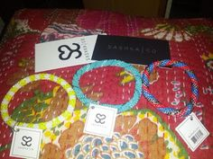 Gathering My Roses: SASHKA CO Bracelet Review and Giveaway, ends 8/3/15