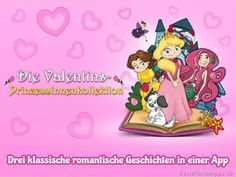 Die Valentnis Prinzessinnen Kollektion App (2)