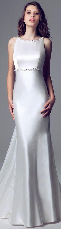 Blumarine Bridal 2014 Wedding dresses #bride #elegant #dress