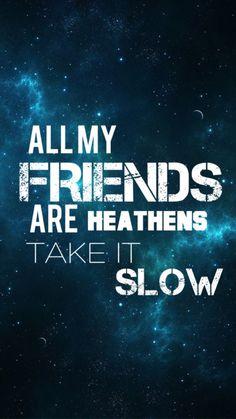 #TwentyOnePilots - Heathens