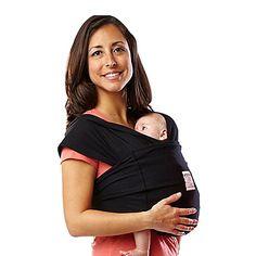 Baby K'tan® Baby Carrier in Black