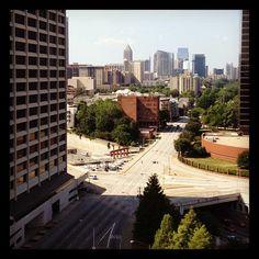 "Midtown #Atlanta!"""