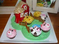 Live, Laugh, Love and CREATE - Hello Kitty, Star Wars, Farm and John Deere birthday cakes