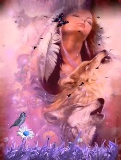 Native American Girls, Native American Pictures, Native American Artwork, American Indian Art, Native American Tribes, Beautiful Paintings Of Nature, Beautiful Love Pictures, Beautiful Fantasy Art, Eagle Pictures
