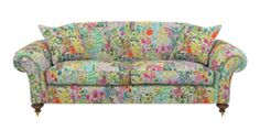 Matlock large sofa in Liberty Fresco Citrus