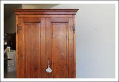 Armadio Rustico toscano Restaurato Guardaroba 1800 Stipo restaurato! Antico Antiquariato