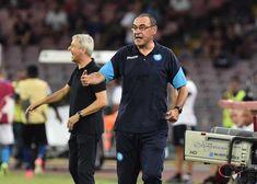 Sarri, soltanto chi non lo conosce poteva pensare a una firma in questa settimana #Calciomercato #News #Top_News #napoli #sarri
