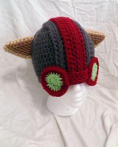 Crochet League of Legends Ziggs Hat