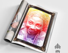 "Check out new work on my @Behance portfolio: ""portrait"" http://be.net/gallery/38083955/portrait"