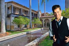 Matt Damon Lists A-List-Worthy Miami Mansion