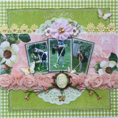Lawn Games **NEW Websters Pages PARKDRIVE Collection!!** - Scrapbook.com