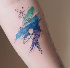 51 Creative Watercolor Tattoos For Fashionable Men & Women