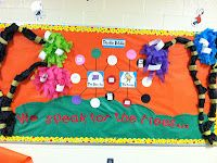 Lorax Bulletin Board and Activity