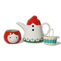 Red Riding Hood Tea For One Set