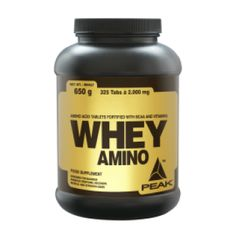 Есенциални аминокиселини Peak Ultra Amino 5100 2000 мг | Аминокиселини PEAK | MaxLife