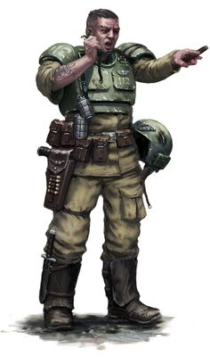 Fantasy Flight Games [News] - A Role for Every Soldier