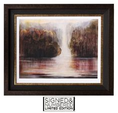Bliss Signed and numbered framed print of Bliss Dimensions: H:47 W:56 https://sunskysupply.com/product/bliss/
