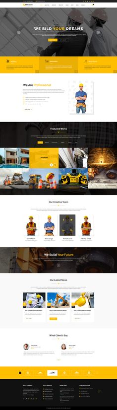 Koncrete - Construction & Building PSD Template • Download ➝ https://themeforest.net/item/koncrete-construction-building-psd-template/16588542?ref=pxcr