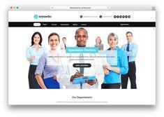 #medical  #wordpress  #theme  for #doctors , #Healthcare, #Clinics, #Hospitals