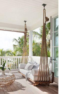 Dream Home Design, My Dream Home, House Design, Balkon Design, Backyard Patio Designs, Backyard House, Room Inspiration, Diy Home Decor, Bedroom Decor