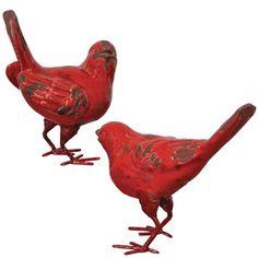 Red Robin Decor