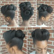 Natural Hair Updo, Hairstyles for natural hair, hairstyles for naturally curly hair, black updo hairstyles, updo hairstyles for black hair, updo hairstyles for natural hair, natural updo hairstyles, natural hair hairstyles, natural curly hairstyles, natural hairstyle updo, protective hairstyles for black women, protective hairstyles for natural black hair, protective natural hairstyle, easy protective styles for natural hair, easy protective styles, easy protective hairstyles, Tamika…