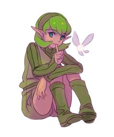 Sleep, my little Link... T-T | The Boy Without a Fairy ...