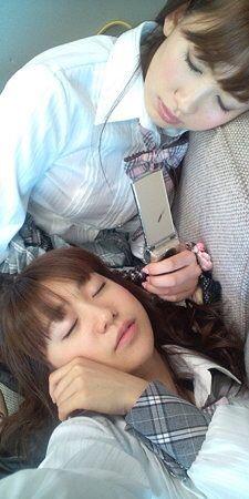 小嶋陽菜・大島 優子 | Haruna Kojima・Yuko Oshima #AKB48
