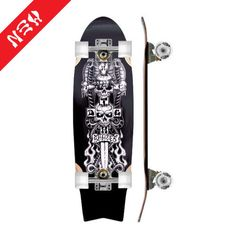 """Dogtown Cruiser Skull and Serpent 8.125"""" x 27.5"""" Complete"""