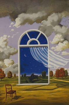 Rafal Olbinski, 1943 | Surrealist painter | Tutt'Art@ | Pittura * Scultura * Poesia * Musica |