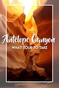 I toured the Lower Antelope Canyon through Ken's Guided Tour   Antelope Canyon   Arizona