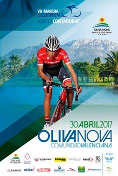 #Inscripciones VII MARCHA CICLOTURISTA ALBERTO CONTADOR 30/04/2017 08:30 @MarchaContador #Ciclismo #Cicloturismo #Valencia    http://marchaalbertocontador.com/#.WQBuw4JjWlI.twitter