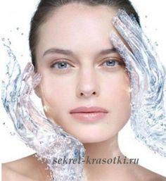ВОДНЫЙ БАЛАНС КРАСОТЫ Кожа без достаточного количества влаги становится бледнее и намного быстрее стареет. Для кожи полезно не только пить воду, но и применять ее наружно. Летом хорошо протирать лицо кубиком льда. Можно время от времени орошать лицо прохладной водой из пульверизатора. Таким образом, вы не только увлажните и освежите кожу, но и сохраните ее молодой и свежей на долгое время.