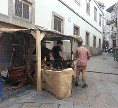 Mercado Medieval en Ourense #galicia #ourense