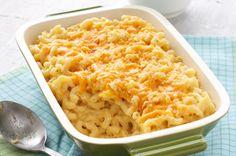 Four-Star Macaroni & Cheese Bake