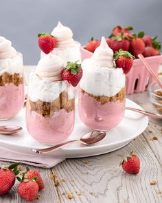 Baileys Strawberries & Cream Released Just In Time For Valentine's Day