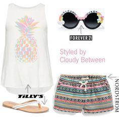 Tween Fashion Unicorn Queen by cloudybetween on Polyvore featuring mode, Forever 21 and Nordstrom