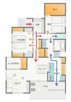 House Layouts, Ideal Home, House Plans, Floor Plans, Flooring, How To Plan, Life, Home Decor, Interiors